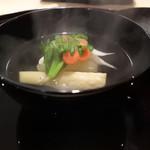 梶川 - 筍、白魚、冬瓜