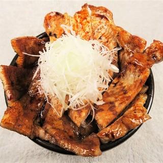 これぞ「十勝豚丼」本物の豚丼!!