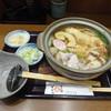 手打麺THE・うどん 大 - 料理写真:鍋焼きうどん(1350円)_2018-01-10