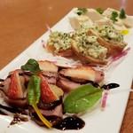 洋食・パスタ HOT - 料理写真:選べる料理 ~前菜~