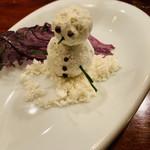 ラパルタメント ディ ナオキ - 食べるとフォアグラだった。