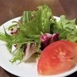 赤坂スペインクラブ アラ - 前菜と