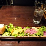 tamaya - サラダはたっぷり