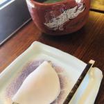 99933955 - 今まで京都で点てていただいたお抹茶の中で、No.1でした!!亥の茶器。