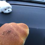 森のパン - 「バター塩パン」