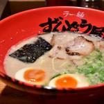 ラー麺ずんどう屋 - 料理写真:味玉らーめん@税込890円