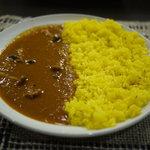 ラクシュミー - 料理写真:日替わりカレー(きのこ)