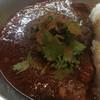 ソウル フード - 料理写真:ポークカレー 辛口 ライス大盛