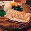 風土旬彩 伊吹 - 料理写真:太刀魚の塩焼き