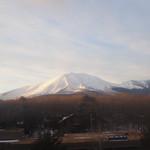 軽井沢倶楽部 ホテル軽井沢1130 - 2019/1/5 から一泊 部屋からの景色。