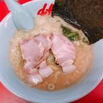 山岡家山形西田店 - 醤油ラーメン 650円