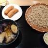 石臼挽きそば 石楽 - 料理写真: