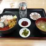 くいしんぼう函館 - おすすめ丼と焼酎
