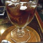 カフェ・ハイチ - アイスコーヒー