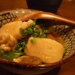 あかり - 3150円のコース料理。