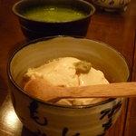 あかり - 湯葉豆腐。