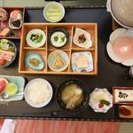 花水庭おおや - 料理写真:朝食