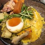 99951463 - チキンと野菜のスープカレー ショット1