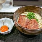 うだま - ■焼肉ぶっかけ(シングル)1270円