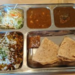 カフェと印度家庭料理 レカ - スペシャルセット