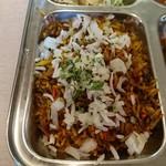 カフェと印度家庭料理 レカ - ビリヤニアップ