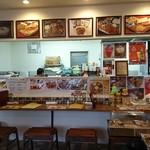 カフェと印度家庭料理 レカ - 店内