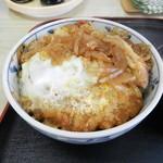 ふるさと食堂 - 料理写真:カツ丼