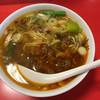 味仙 - 料理写真:味仙名物、台湾ラーメン680円です