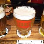 SCHMATZ - ビール飲み比べ