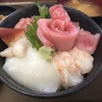 99956855 - 海鮮丼