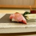 99957448 - [2018/12]寿司⑧ 大間産とろの握り