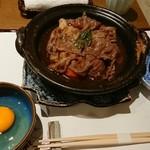三田ばさら - すき焼き