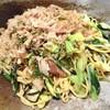 千房 - 料理写真:香南ニラ塩焼そば