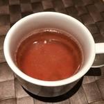 スタイリッシュグリル Tyu - スープ
