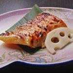 甘鯛西京焼