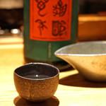 高太郎 - 亀齢萬年 純米吟醸 原酒