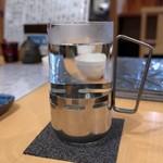 片町 弥ひろ - 芋お湯割り