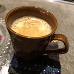 チャムアパートメント - ホットコーヒー