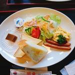 ホテル明星 - 料理写真: