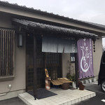 juuwarisobajirou - お店の外観