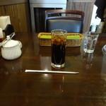 ばぁ~ぐ ば~ぐ - ランチのコカ・コーラ