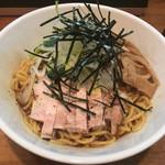 麺処 ゆきち - 料理写真:香る醤油まぜそば\700