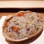99965759 - 香箱蟹のご飯 蟹のうま味がギュッ✨✨