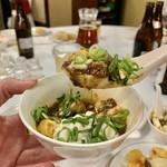 中国料理 大成閣 - 白子入り麻婆豆腐