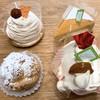 パティスリー・ラ・ネージュ - 料理写真:ケーキを出して並びなおす