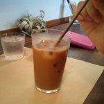GnamGnam - アイスコーヒー ストローが
