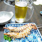 たま太 - 料理写真:クルマエビ
