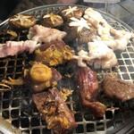炭火焼肉 金剛園 - お肉!お肉!お肉!!