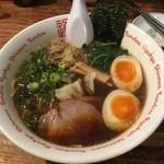 琉球新麺 通堂 - 通堂ブラック