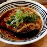 極麺 青二犀 - 「大人の担担麺」